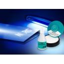 Noris Stempelfarbe 199 UV schnelltrocknend, unsichtbar, 50 ml