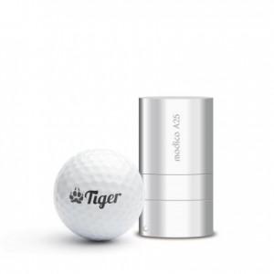 Golfballstempel Box mit Gutschein AG25